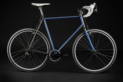 Buy Local DeSalvo Ti cyclocross bike