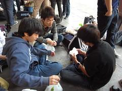 R0012160 (atsushi.nishio) Tags: sports aiesec keio soukeisen