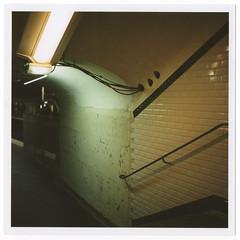 (Mastronardi) Tags: 3 paris scale stairs neon gente metro cables encours raclette fili attesa attente fermata maioliche matteomastronardi pato passamanocarino quelquunavolmonmac juliajulieandsigarets lietomejustonce siricominciadazero someonehasstolenmymac