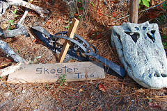 Skeeter Trap_3130 (nc_sizemore) Tags: reenactors 1870s oldflorida ocalafl ruralflorida silverriverstatepark ocalidays silverrivermuseum