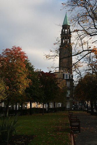 Edinburgh In Autumn