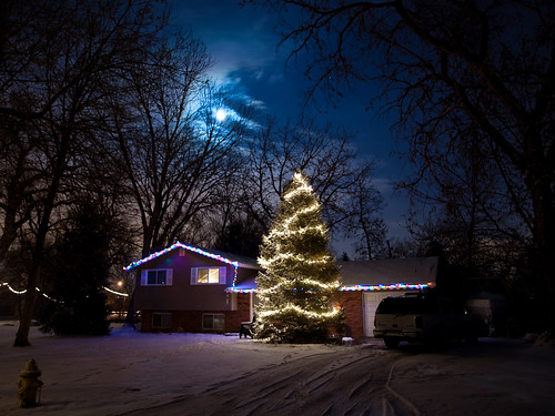Our lights (by Bullock Family)
