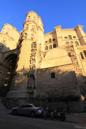 Málaga Cathedral. Impressive beast.