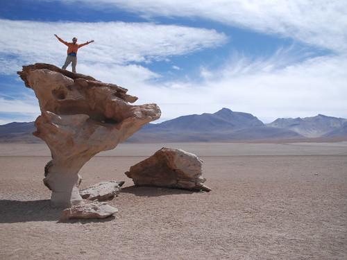 Don´t climb this Rock.