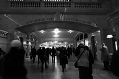 Grand Central Station, NYC (Howardy-SH) Tags: newyork station grandcentral 纽约