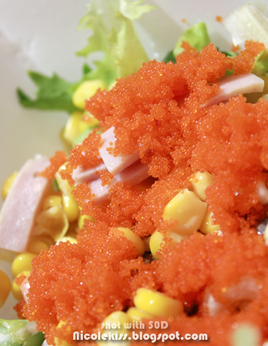 fish roe salad