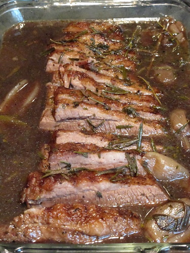 Braised Grass-Fed Holiday Brisket