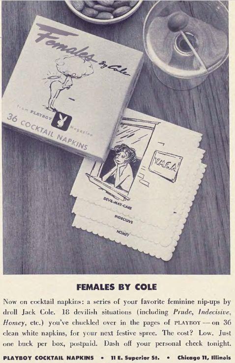 Cole-Females