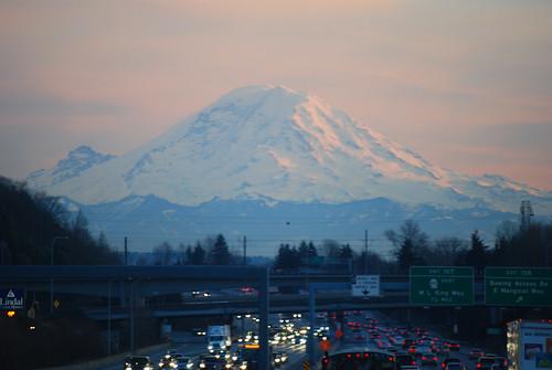 6 - Mt Rainier I-5