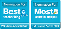 2009 Edublogs Nominations