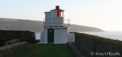 Charles Fort Lighthouse (FreckledPast) Tags: ireland favorite irish lighthouse harbor fb cork kinsale countycork munster charlesfort republicofireland summercove mybestpics southwestireland evinokeeffe freckledpast startshapedfort e5v22i9n14cork