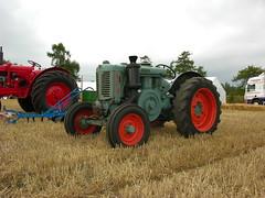 Landini CV25 (ronnie.cameron2009) Tags: tractor scotland farming scottish tractors 2009 inverness invernessshire scottishhighlands landini strathnairn highlandsofscotland daviot workingvintageday scottishhighlandsofscotland