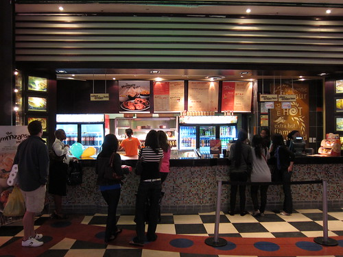 Food Court, Canal Walk