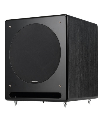 Powered home theater subwoofer