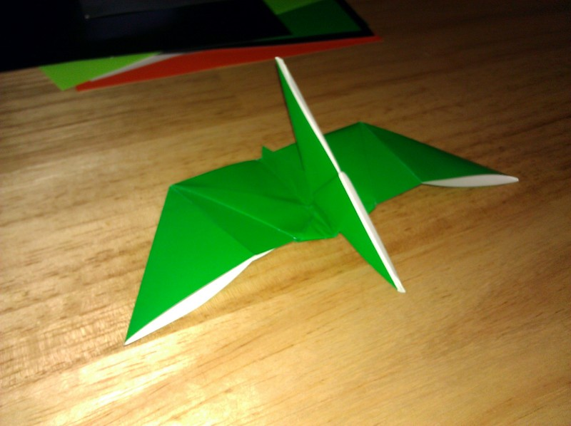 Pteranodon By Katsuhisa Yamada Dcbaok Tags Origami