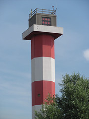 Neuer Leuchtturm Hoek van Holland (Priska B.) Tags: holland nederland vuurtoren leuchtturm hoekvanholland niederlanden wbnawnl