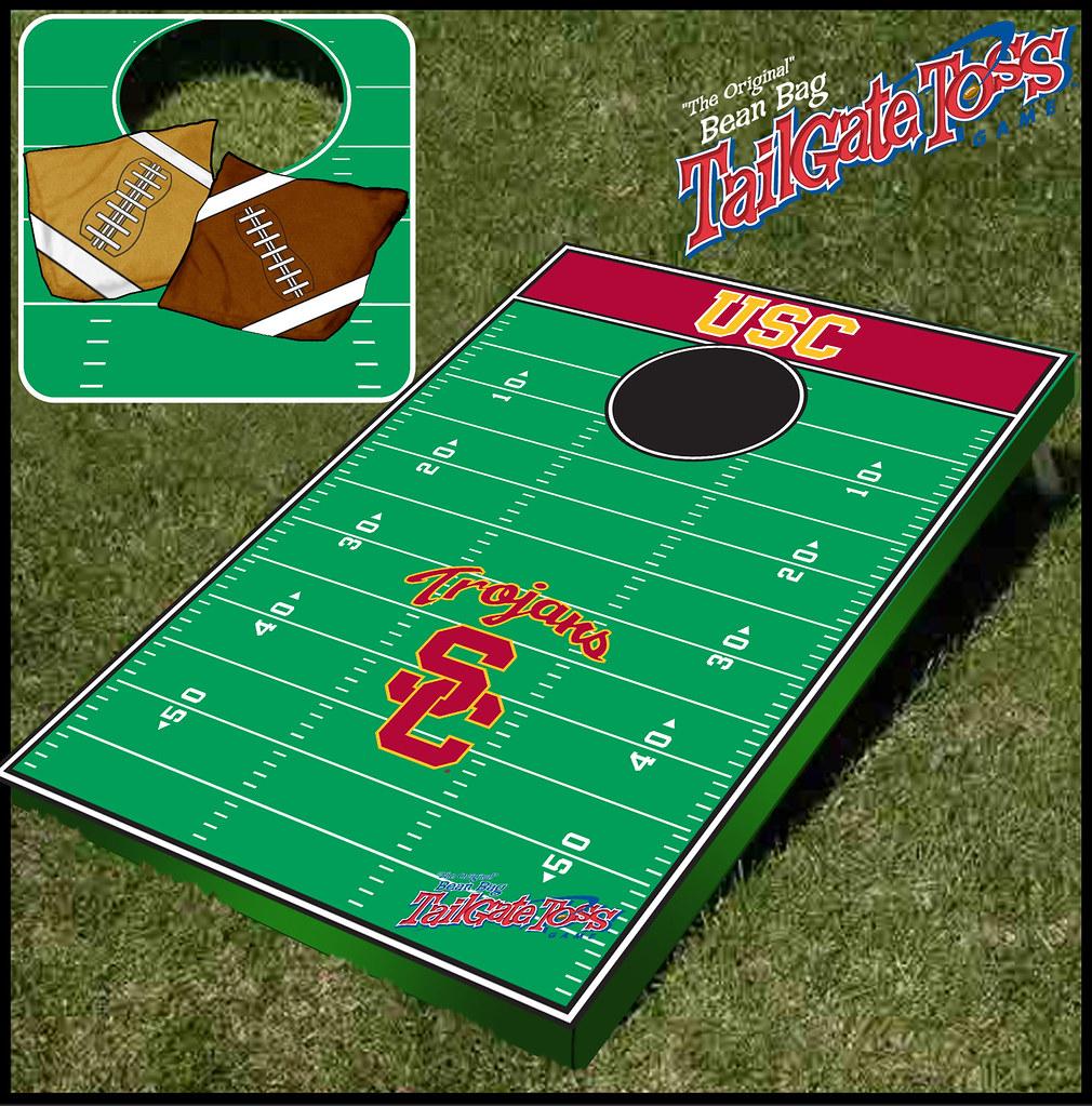 USC Bean Bag Toss Game