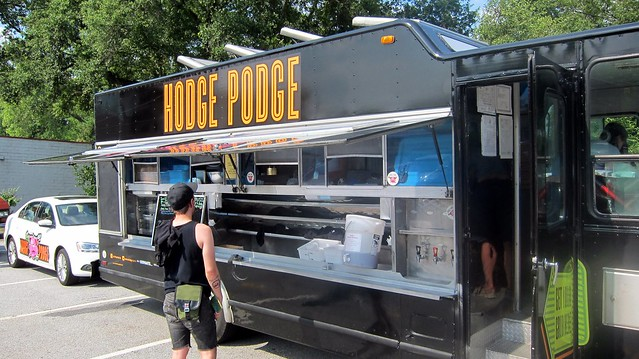 the hodge podge truck