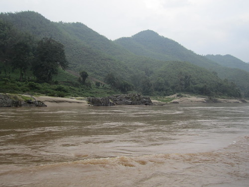 Along the Mekong in Laos
