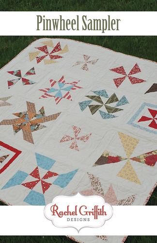 pinwheel sampler front