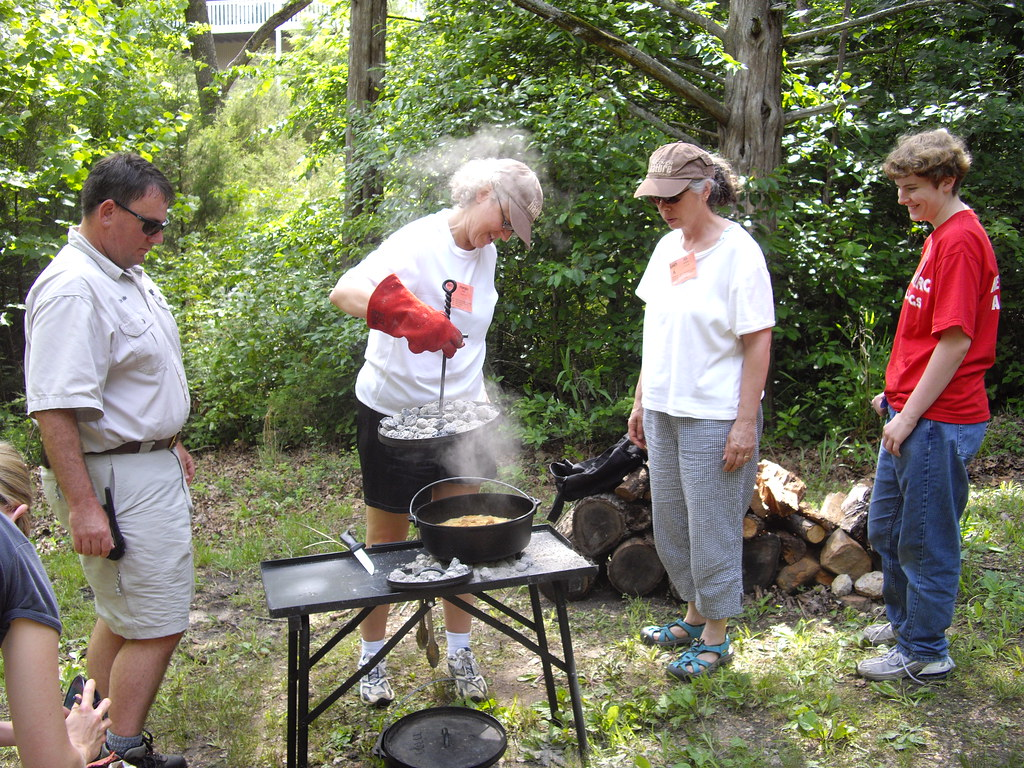 Dutch Oven/Outdoor Cooking