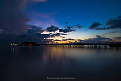 Fascinating Mabul 30 (Firdaus Mahadi) Tags: longexposure morning sea sky cloud sun seascape tourism beach silhouette clouds sunrise island boat amazing fisherman scenery village exploring laut villages explore malaysia borneo beaches awan sabah pulau mabul bot masterpiece pagi fascinating activities langit villager pemandangan waterscape siang waterscapes longexposures nelayan aktiviti perkampungan mabulisland bajau subuh pulaumabul samporna bajaulaut pelancongan tokina1116mmf28 firdausmahadi firdaus lautsulu wwwfirdausmahadicom mahadi
