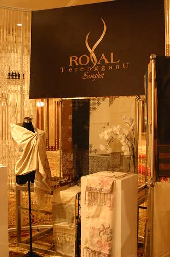 Royal Terengganu Songket