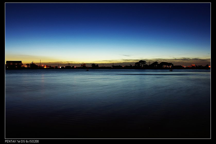夜景二張,CARL ZEISS JENA Flektogon 20mm F2.8