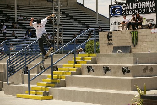 Mike Franklin Skate Jam
