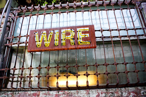 [台南wire]外牌