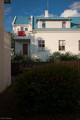 A Yard in Reykjavík (Martin Thomay) Tags: street house iceland reykjavík reykjavk reykjav