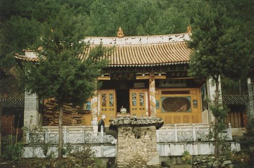 Dali Zhengfeng temple