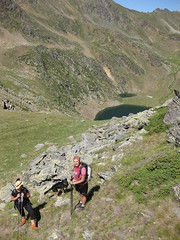 dalt el coll de mascarida (afededeu) Tags: pirineus pirineu pallarssobir estaon tavascan riberadecards valldecards campirme