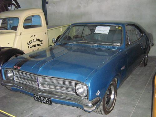 1968 Holden HK Monaro GTS 307