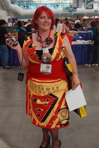 Comic Con 09: Comic Con Dress