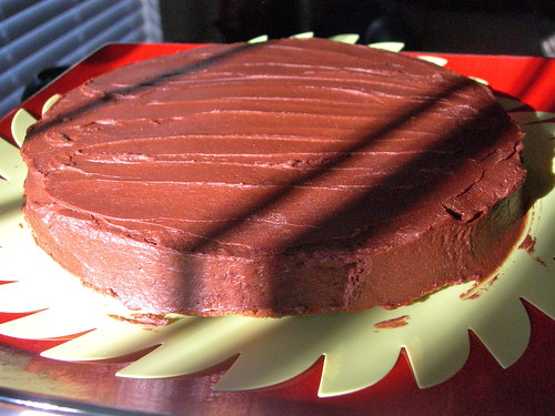 Reine de Saba (Queen of Sheba Cake)