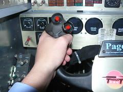 P1020869 (HRhV) Tags: museum coventry steeringwheel thrustssc