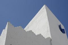 Blue sky (Locita) Tags: blue sea sky coast morocco medina asilah