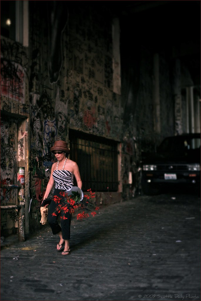 Post Alley Fashionista