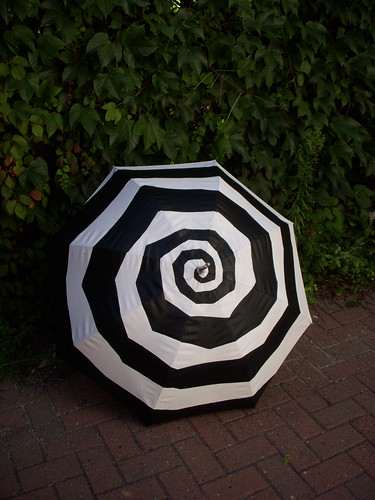 Pop Brollies - Burton Swirl