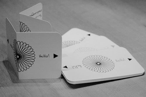 Business Cards (for FOWD Bristol)