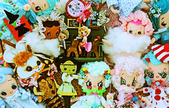Additional Cute Crap (boopsie.daisy) Tags: art vintage junk dolls inspired jewelry plush softies daisy decor boopsie boopsiedaisy