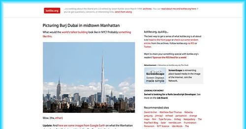 Picturing Burj Dubai in midtown Manhattan_1253991178261