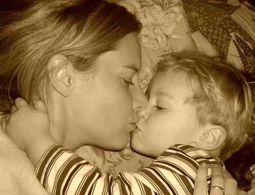 kiss more