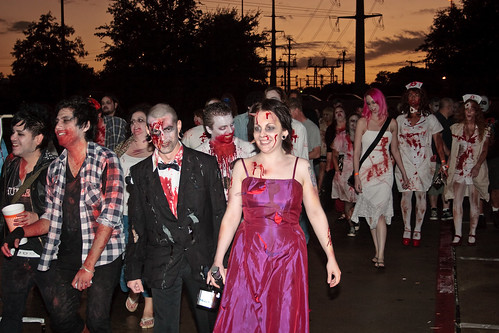 Why Zombies shouldn't use internet dating