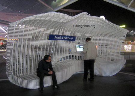 创意-新奇推荐-车站设计