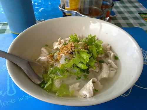 White Noodle Soup