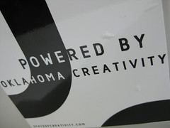 Powered by Oklahoma Creativity