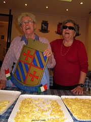 '09 fusi 20 - and an istrian song.... (pierovis'ciada) Tags: cucina istria istra tipica istrien tradizione fusi istriani fusarioi fusiistriani