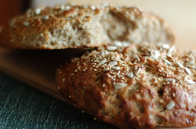 Hearty Seven-Grain Bread